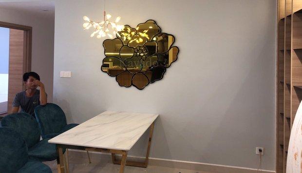 Những điều cần lưu ý khi mua gương trang trí treo tường nội thất