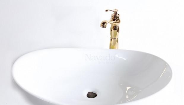 Mua lavabo phòng tắm đẹp, bền, rẻ như thế nào?