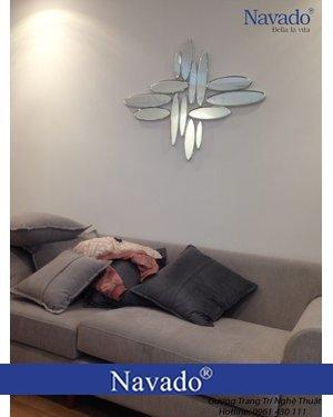 Gương treo tường bàn sofa nghệ thuật Field