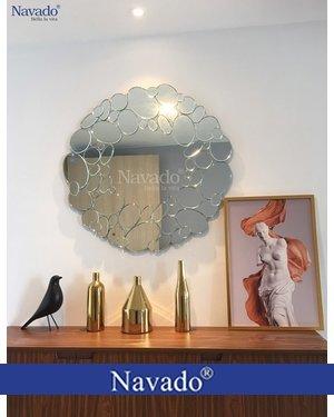 Gương trang trí nghệ thuật The Qeen