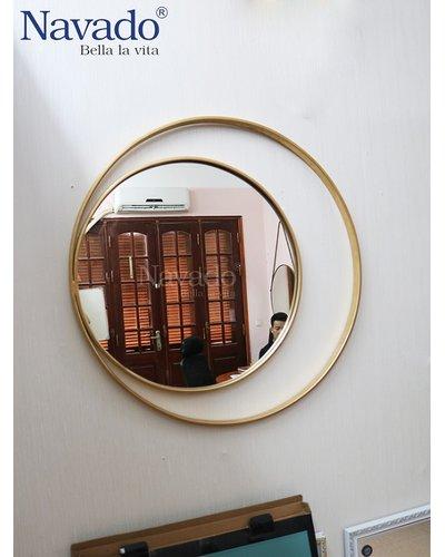 Gương trang trí nội thất treo tường decor