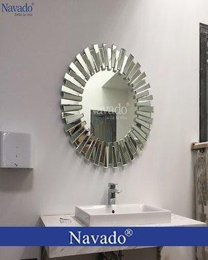 Gương phòng tắm decor mystery