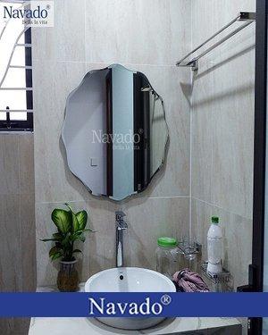 Gương phòng tắm trơn NAV 543C