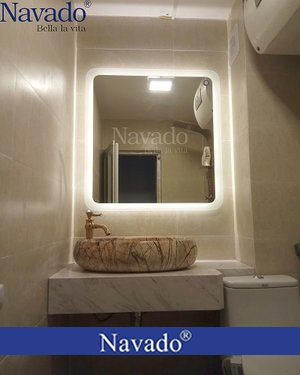 Gương đèn Led phòng tắm chất lượng