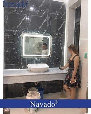 Gương phòng tắm thiết bị vệ sinh Navado