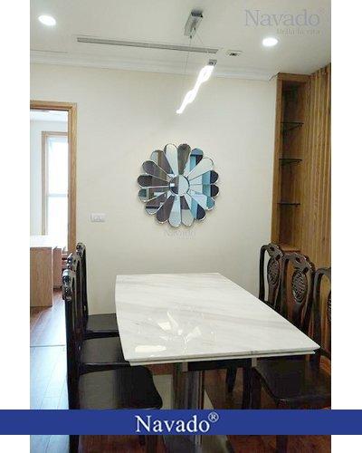 Gương trang trí bàn ăn Vila