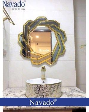 Gương phòng tắm nghệ thuật Spider