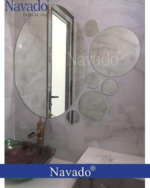 Gương phòng tắm bộ 7 viên