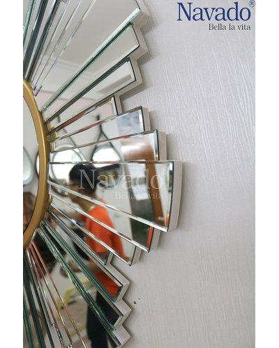Gương trang trí nghệ thuật Helen