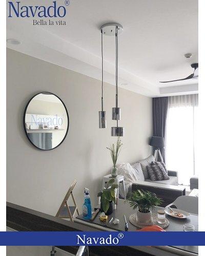 Gương treo tường bàn ăn decor