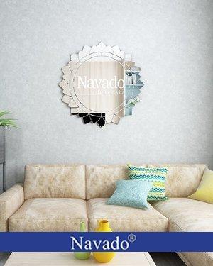 Gương trang trí nội thất Sunflower