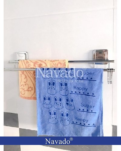 Kệ vắt khăn dán GS – 5001