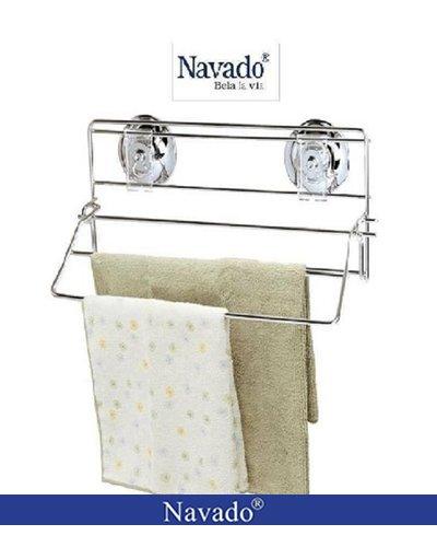 Giá vắt khăn tắm tiện ích