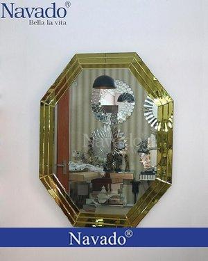 Gương nội thất trang trí Pisa