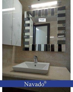 Gương phòng tắm cao cấp The World