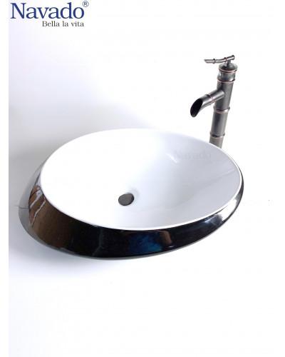 Chậu Lavabo phòng tắm 1342WB