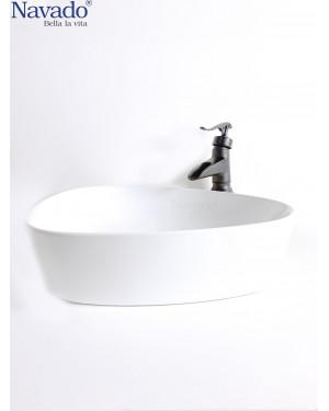 Chậu lavabo phòng tắm RS 1015