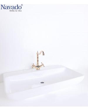 Chậu lavabo phòng tắm cao cấp RS1168