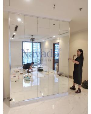 Bán phôi gương kính bỉ nhập khẩu trang trí nội thất