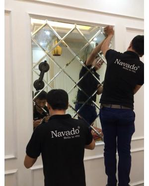 Bán phôi gương kính Guardian nhập khẩu trang trí nội thất
