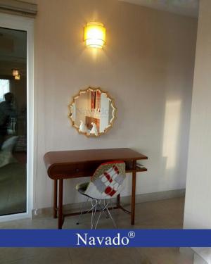 Gương trang điểm trang trí phòng ngủ Natasa
