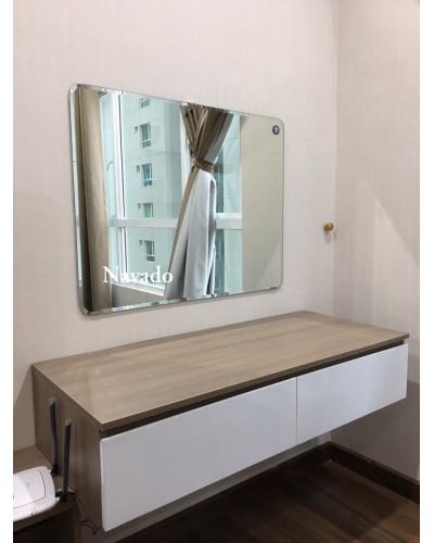 Gương trang điểm chữ nhật phòng ngủ Hà Nội 102C
