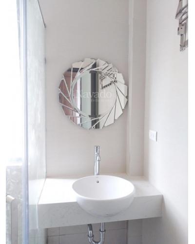 Gương nhà tắm nghệ thuật cao cấp Diana