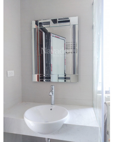 Gương phòng tắm nghệ thuật Castro