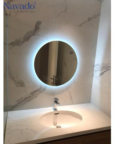 Gương phòng tắm đèn Led chất lượng