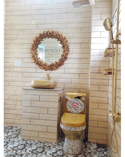 Gương phòng tắm cổ điển Eros