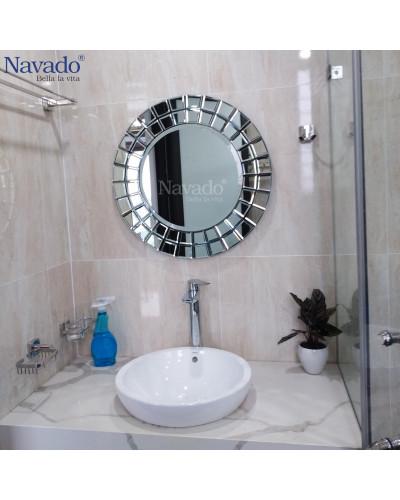 Gương phòng tắm cao cấp The Sun