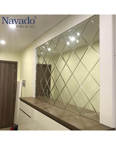Gương ghép trang trí nghệ thuật Navado