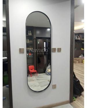 Sản xuất gương soi toàn thân trang trí phòng khách