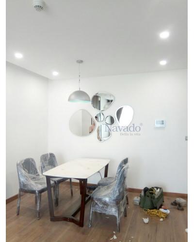 Bán gương decor treo tường nghệ thuật Hà Nội
