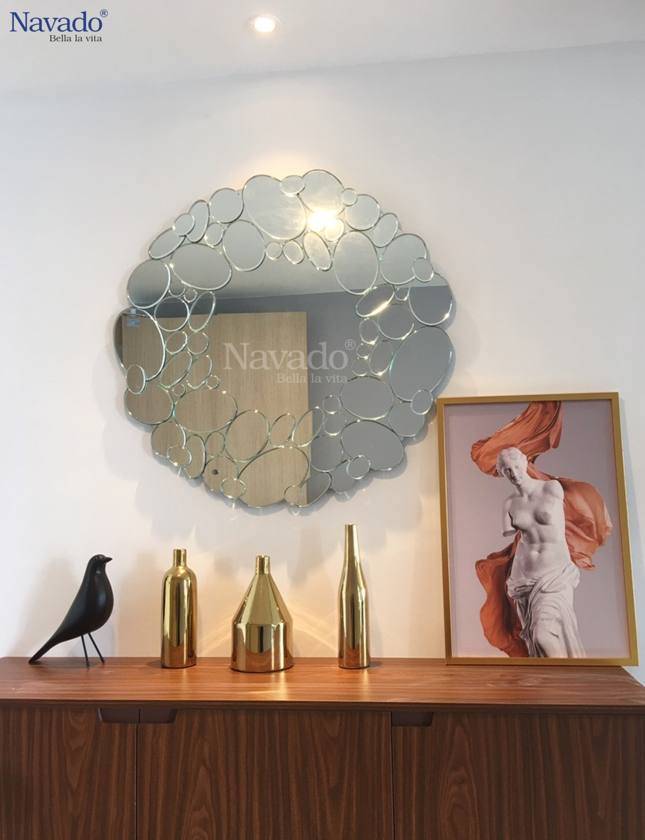 Gương trang trí treo tường Hà Nội